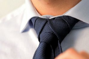 How To Learn Different Ways of Tie A Necktie [Infographic]