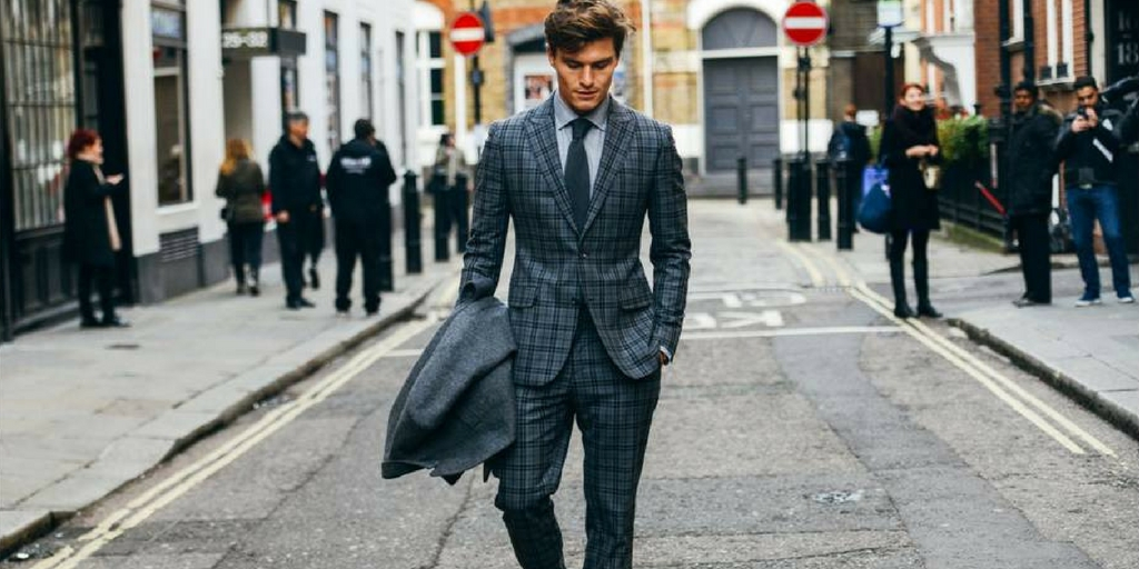 Guide To Wearing A Modern Suit