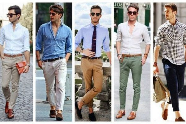 Summer style for men