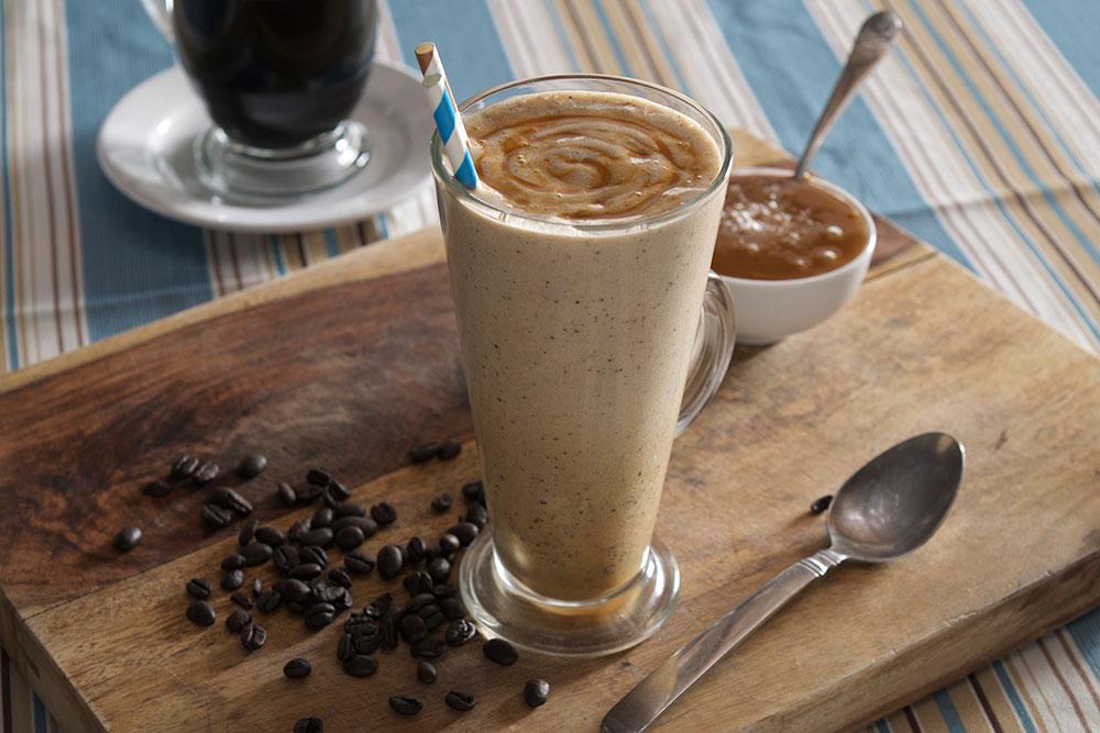 Caramel Coffee Shake