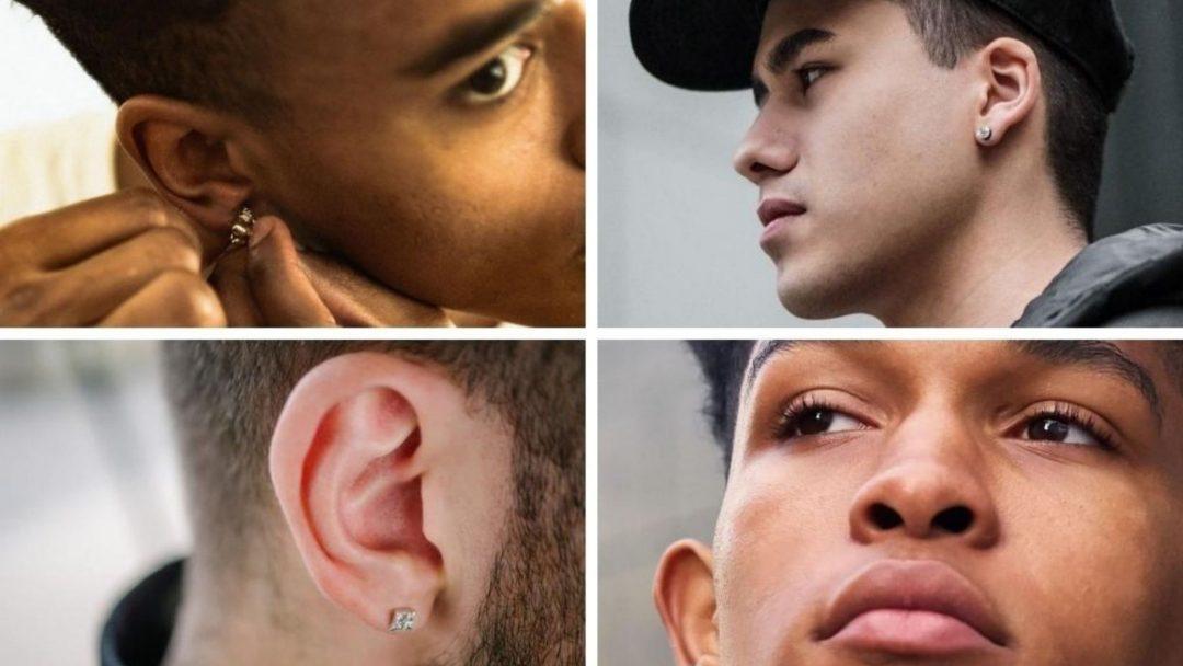 Guide To Buy Men's Earrings