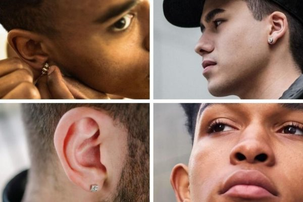 Guide To Buy Men's Earrings