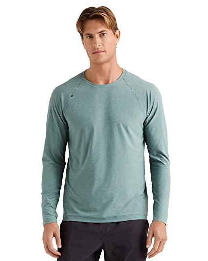 Rhone Reign yoga sleeve Shirt